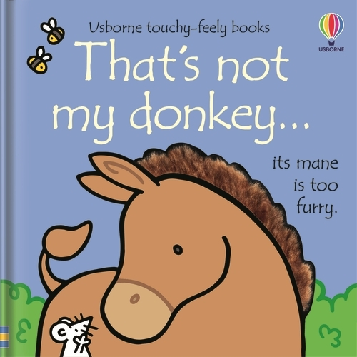That's not my donkey - THAT'S NOT MY (R) (Board book)