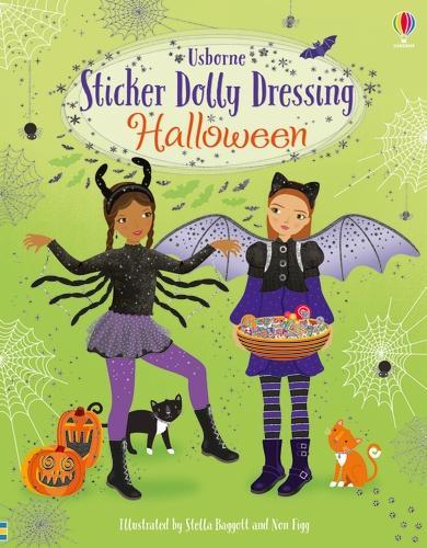 Sticker Dolly Dressing Halloween - Sticker Dolly Dressing (Paperback)