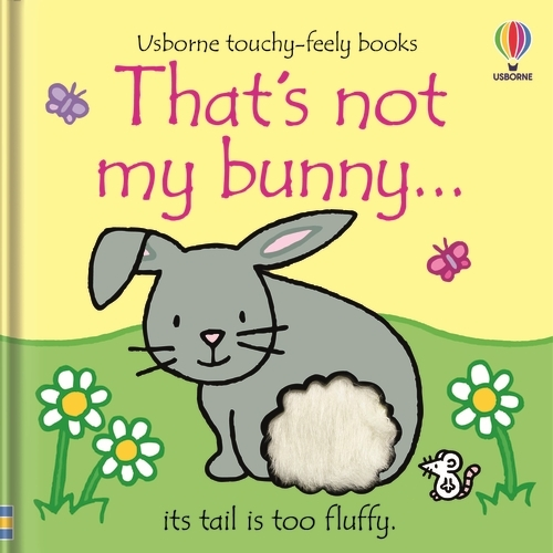 That's not my bunny... - THAT'S NOT MY (R) (Board book)