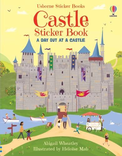 Castle Sticker Book - Sticker Books (Paperback)