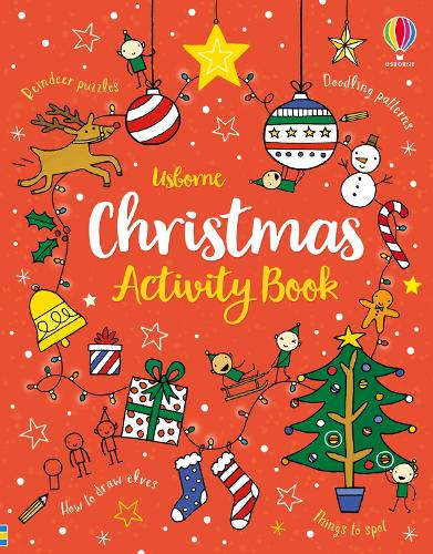 Christmas Activity Book - Activity Book (Paperback)