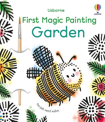 First Magic Painting Garden - First Magic Painting (Paperback)