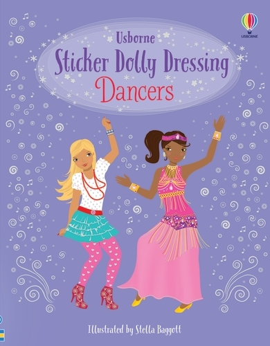 Sticker Dolly Dressing Dancers - Sticker Dolly Dressing (Paperback)