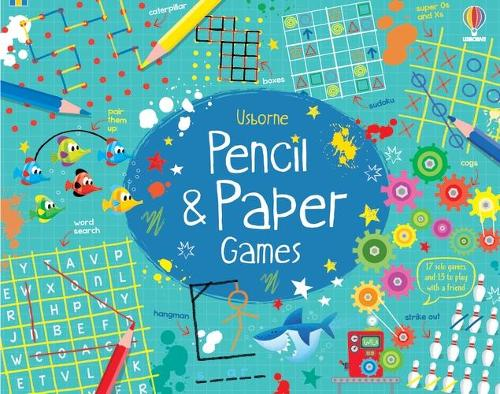 Pencil and Paper Games - Pads (Paperback)