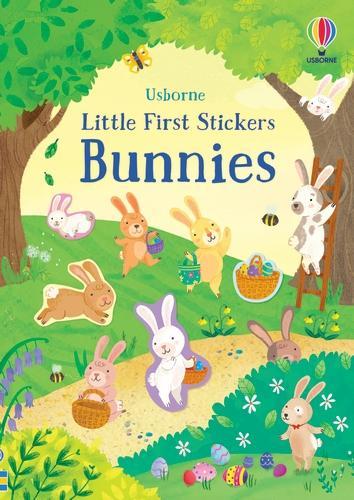 Little First Stickers Bunnies - Little First Stickers (Paperback)