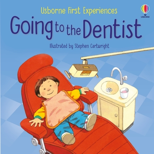 Going to the Dentist - First Experiences (Paperback)