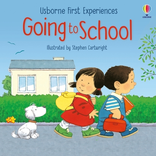 Going to School - First Experiences (Paperback)