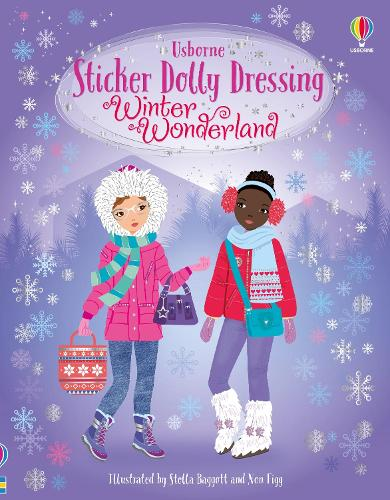 Sticker Dolly Dressing Winter Wonderland - Sticker Dolly Dressing (Paperback)