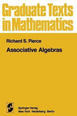 Associative Algebras - Graduate Texts in Mathematics 88 (Paperback)