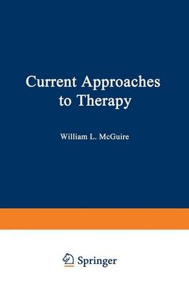 Current Approaches to Therapy (Paperback)