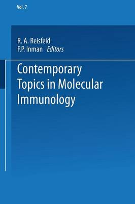 Contemporary Topics in Molecular Immunology (Paperback)