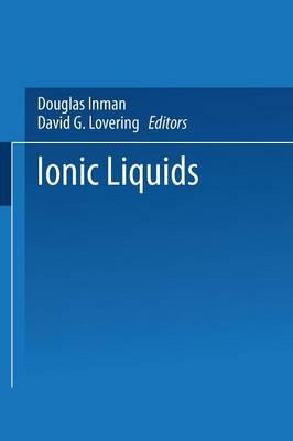 Ionic Liquids (Paperback)