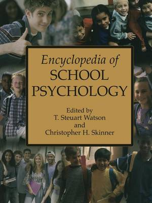 Encyclopedia of School Psychology (Paperback)