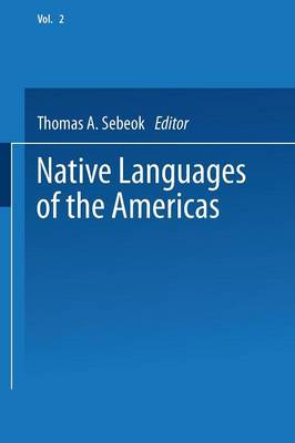 Native Languages of the Americas: Volume 2 (Paperback)