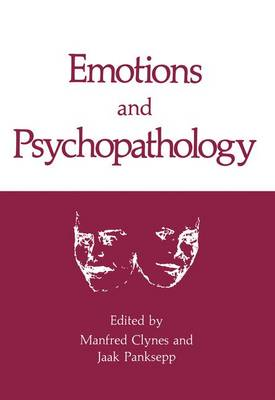 Emotions and Psychopathology (Paperback)