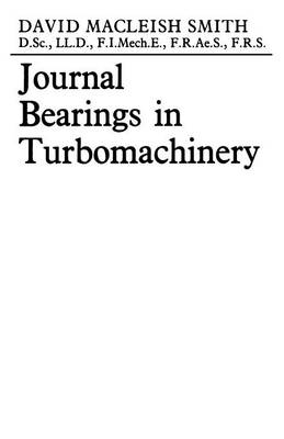Journal Bearings in Turbomachinery (Paperback)