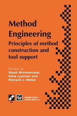 Method Engineering: Principles of method construction and tool support - IFIP Advances in Information and Communication Technology (Paperback)