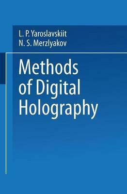 Methods of Digital Holography (Paperback)