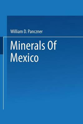 Minerals of Mexico (Paperback)