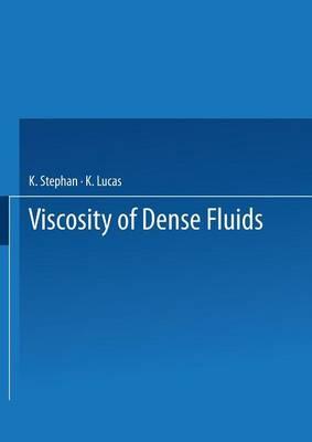 Viscosity of Dense Fluids (Paperback)