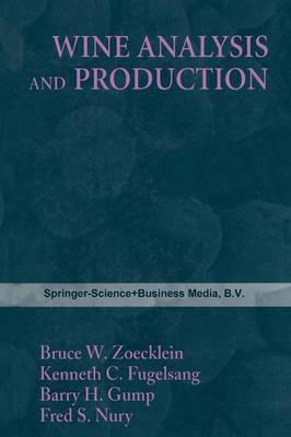 Wine Analysis and Production (Paperback)