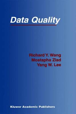 Data Quality - Advances in Database Systems 23 (Paperback)