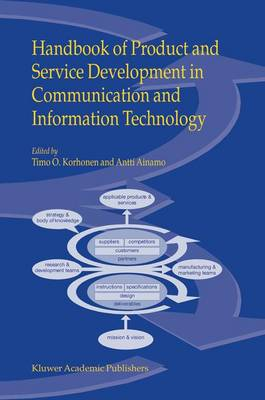 Handbook of Product and Service Development in Communication and Information Technology (Paperback)