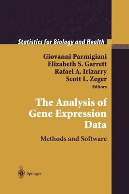 The Analysis of Gene Expression Data: Methods and Software - Statistics for Biology and Health (Paperback)