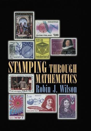 Stamping through Mathematics (Paperback)