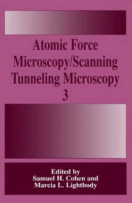 Atomic Force Microscopy/Scanning Tunneling Microscopy 3 (Paperback)