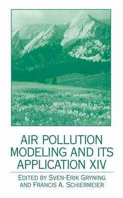 Air Pollution Modeling and its Application XIV (Paperback)