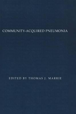 Community-Acquired Pneumonia (Paperback)