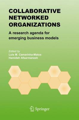 Collaborative Networked Organizations: A research agenda for emerging business models (Paperback)