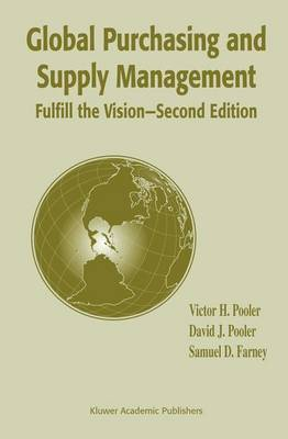 Global Purchasing and Supply Management: Fulfill the Vision (Paperback)