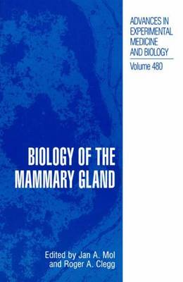 Biology of the Mammary Gland - Advances in Experimental Medicine and Biology 480 (Paperback)