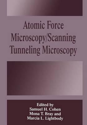 Atomic Force Microscopy/Scanning Tunneling Microscopy (Paperback)