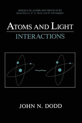 Atoms and Light: Interactions - Perspectives on Individual Differences (Paperback)