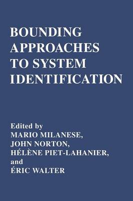 Bounding Approaches to System Identification (Paperback)