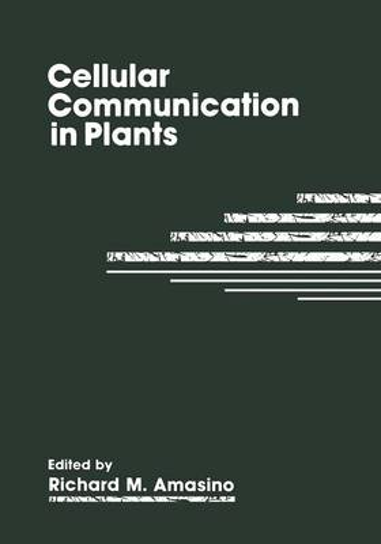 Cellular Communication in Plants (Paperback)