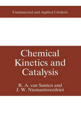 Chemical Kinetics and Catalysis - Fundamental and Applied Catalysis (Paperback)