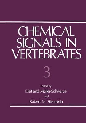 Chemical Signals in Vertebrates 3 (Paperback)