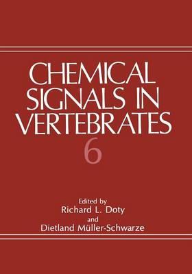 Chemical Signals in Vertebrates 6 (Paperback)