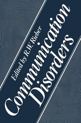 Communication Disorders (Paperback)