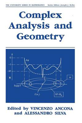 Complex Analysis and Geometry - University Series in Mathematics (Paperback)