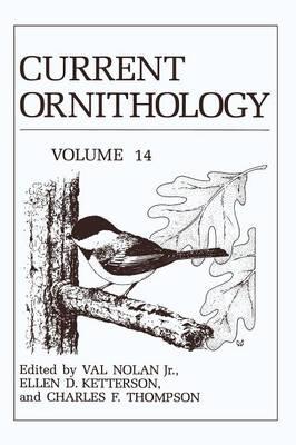 Current Ornithology - Current Ornithology 14 (Paperback)