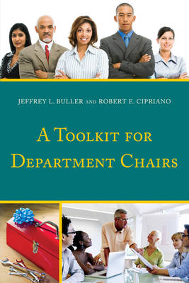 A Toolkit for Department Chairs (Paperback)