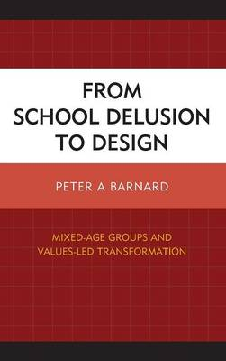 From School Delusion to Design: Mixed-Age Groups and Values-Led Transformation (Hardback)