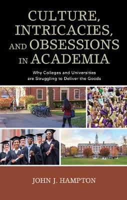 Culture, Intricacies, and Obsessions in Academia: Why Colleges and Universities are Struggling to Deliver the Goods (Hardback)