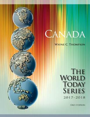 Canada 2017-2018 - World Today (Stryker) (Paperback)