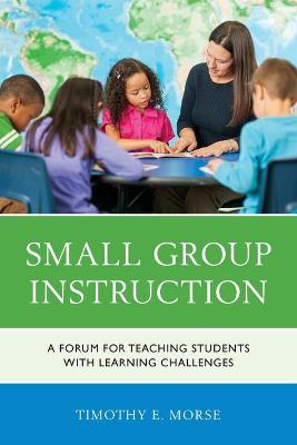 Small Group Instruction: A Forum for Teaching Students with Learning Challenges (Paperback)
